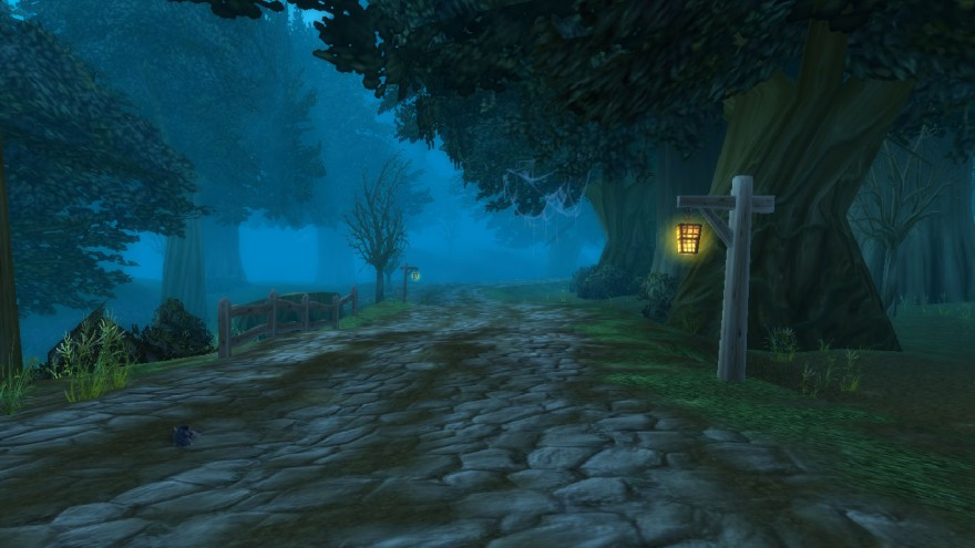 World of Warcraft: Путешествие кошки по Восточным королевствам