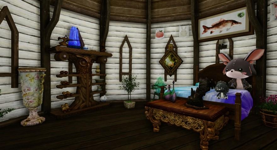 Немного о домах в ArcheAge