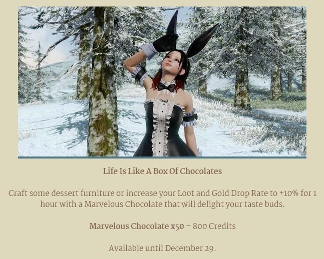Холодный Кофе: ArcheAge Unchained: жизнь как коробка шоколадных конфет