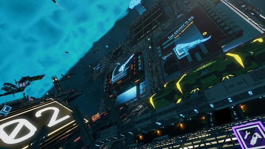 Starbase: Рожденному копать летать не суждено