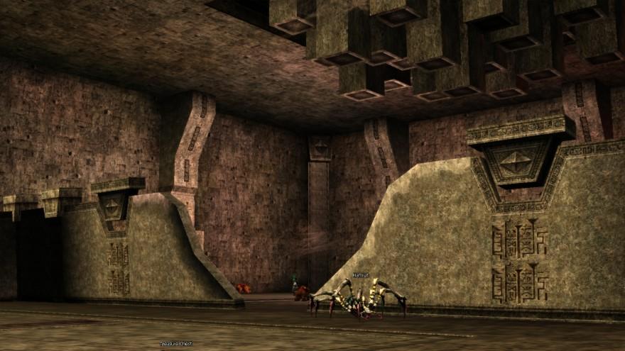Lineage II: Блог им. DdeMorf: Первый взгляд: Пещера Гигантов