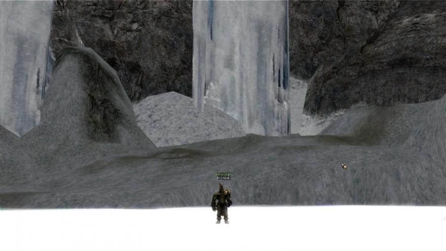 Lineage II: Первый взгляд: Водопады Эльморадена