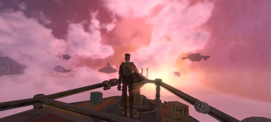 Worlds Adrift: Все проиграть и вновь начать сначала 