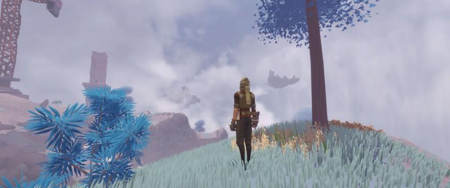 Worlds Adrift: Новый мир