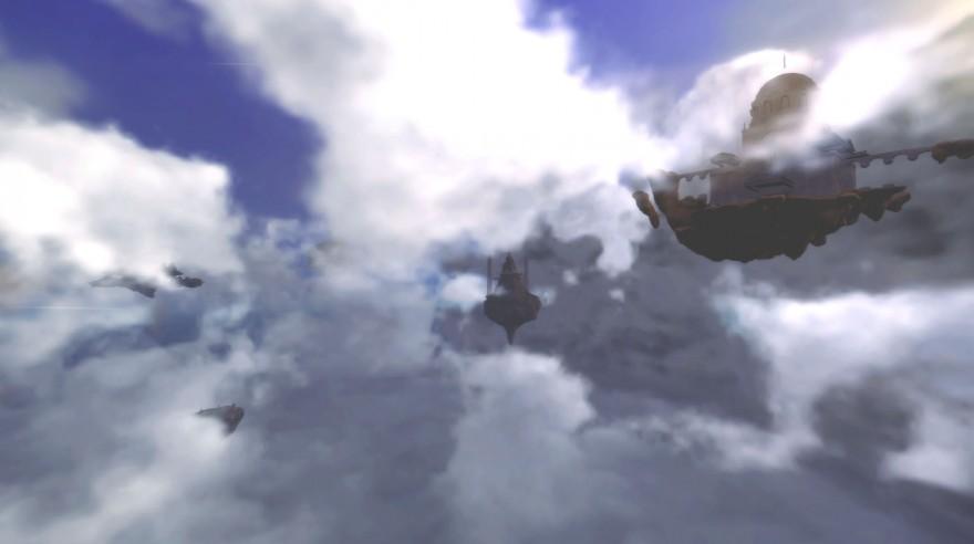 Легенды Worlds Adrift