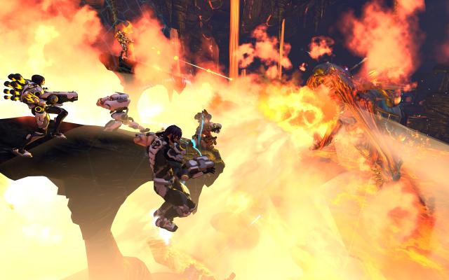 FireFall: На пути к релизу — Часть VIII