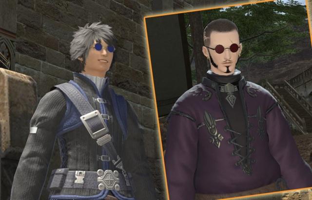 Final Fantasy XIV: Я уже нашла Джона и Ринго). Осталось найти Пола и Джорджа.