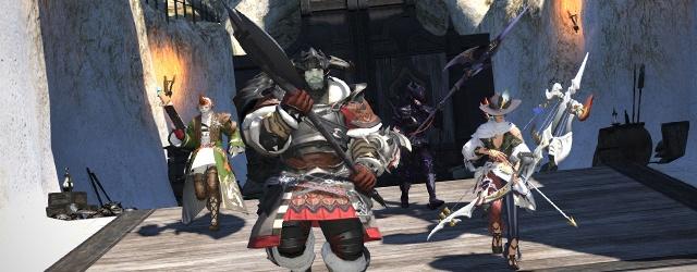 Final Fantasy XIV: Путешествие дилетанта