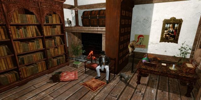ArcheAge: Ложка мёда или как пройти в библиотеку в 2 часа ночи.