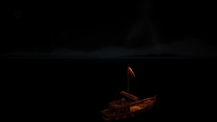 Black Desert: Прогулки по морю  часть 2