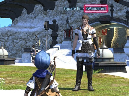 Final Fantasy XIV: Система World Visit