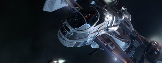 Star Citizen: Тест-драйв Cutlass и распродажа модификации Blue!