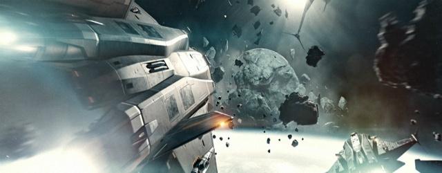 Star Citizen: Тест-драйв военных кораблей!