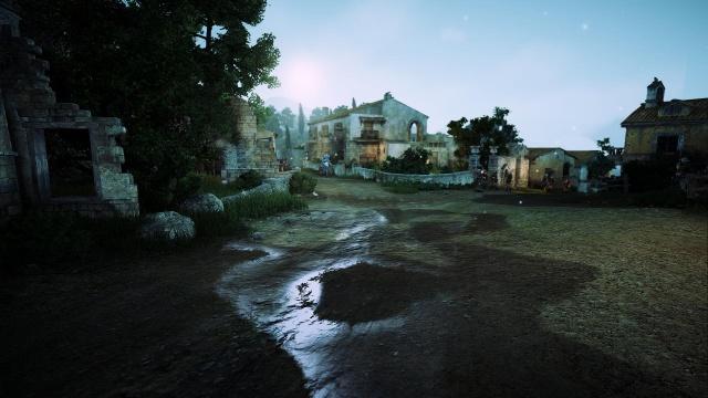 Злачные места Black Desert