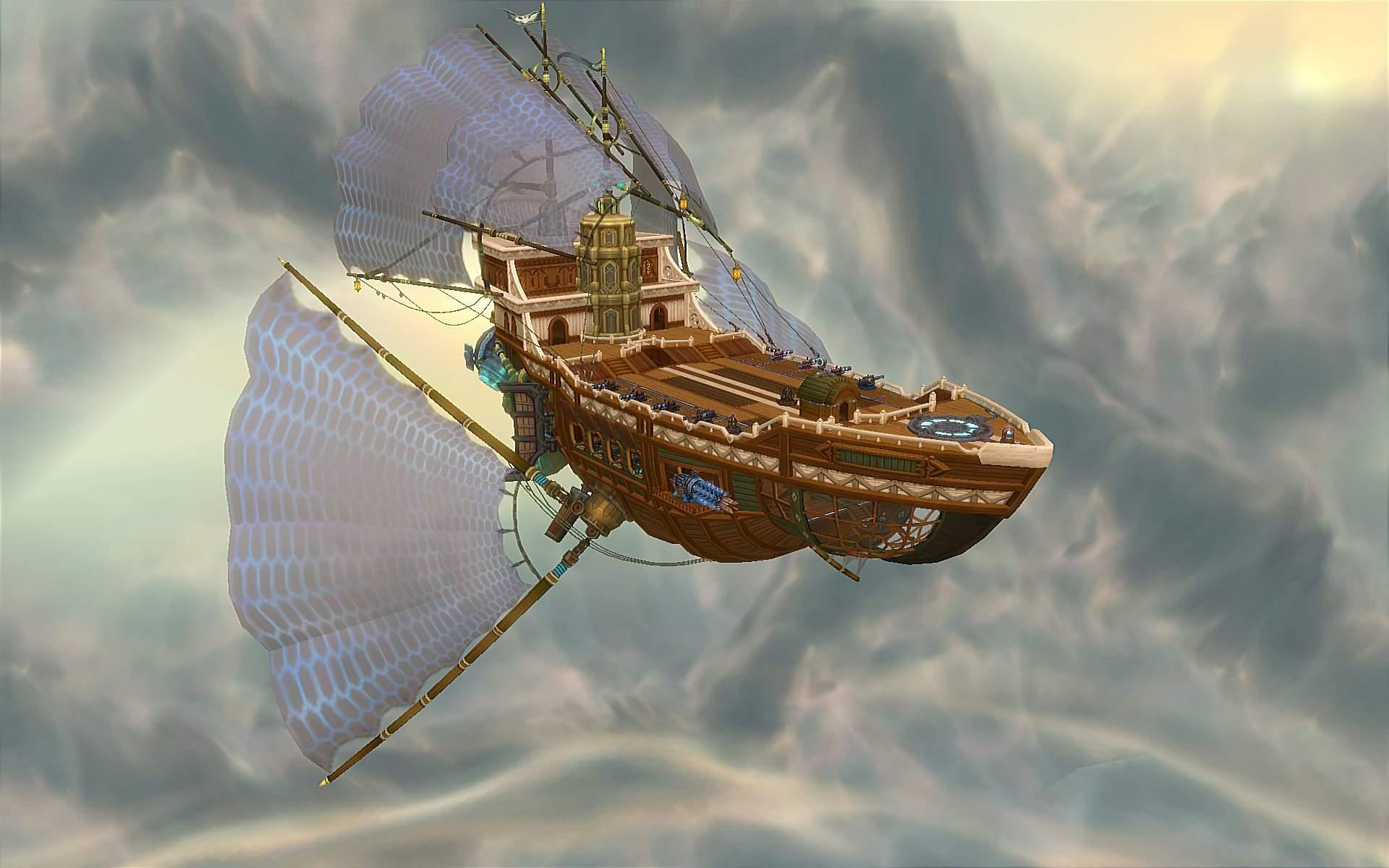 Корабли из аллодов онлайн картинки