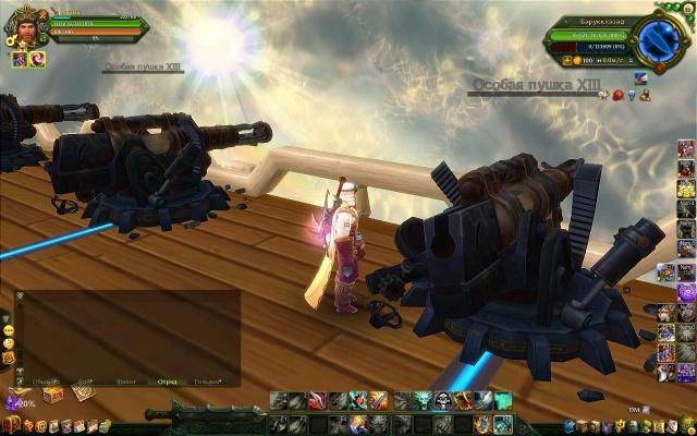 Аллоды Онлайн: Астрал и корабли (часть 4)