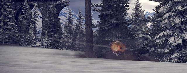 War Thunder: Pz.Kpfw.IV Ausf.H зимой