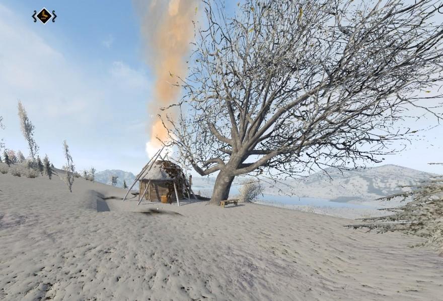 Life is Feudal: Как мы строим новый дом в Life is Feadal MMO 2