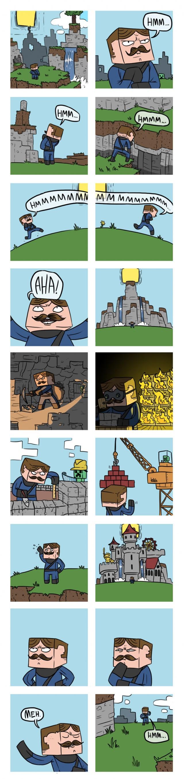 Minecraft: Блог им. Nathaniel: Учимся готовить | Часть I