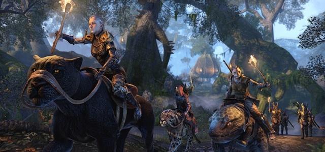 The Elder Scrolls Online: Matt Firor: мы сделали не совсем традиционную MMO