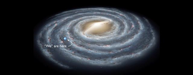 Космос: Мы живем здесь