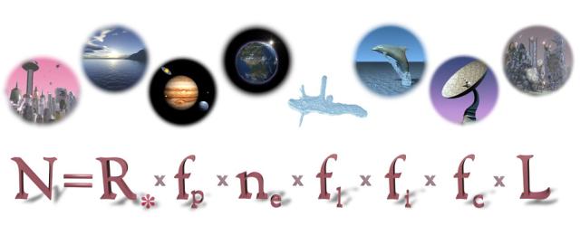 Космос: Уравнение Дрейка