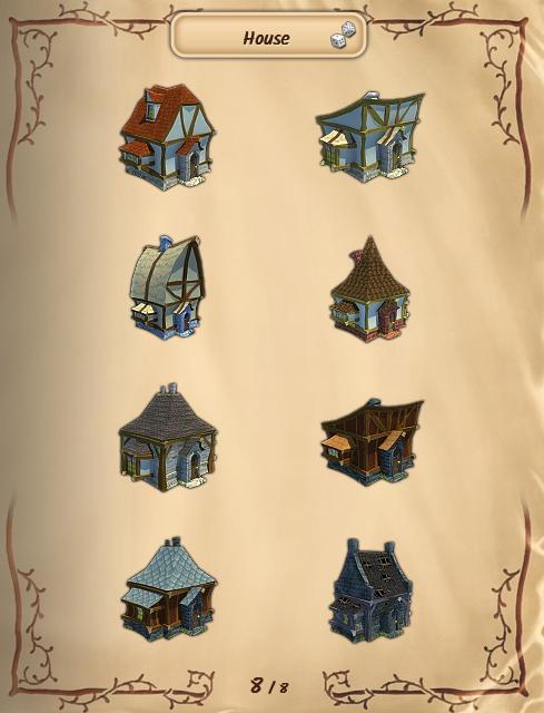 Villagers and Heroes: У каждого жилья свои плюсы