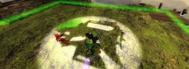 Guild Wars 2: Одинокие волки пограничья