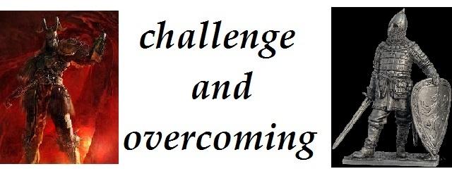 Теория MMO: Вызов, преодоление, пвп.