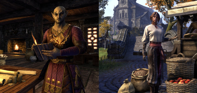 The Elder Scrolls Online: Банкир и торговец для каждого. Или нет.