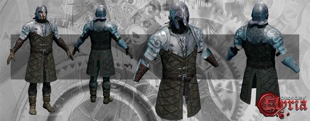 Chronicles of Elyria: Дизайнерский дневник #11 - Экипировка и Инвентарь.