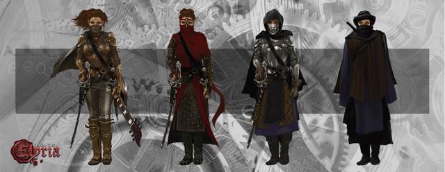 Chronicles of Elyria: Дизайнерский дневник #12 - Личность, Маскировка и Репутация.