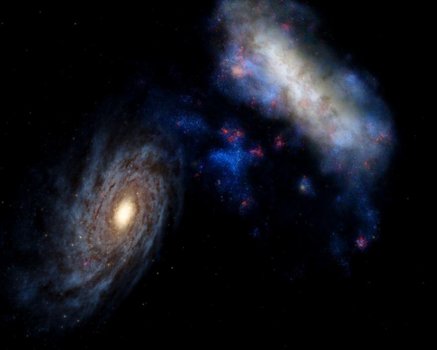 Космос: Вселенная Space Engine