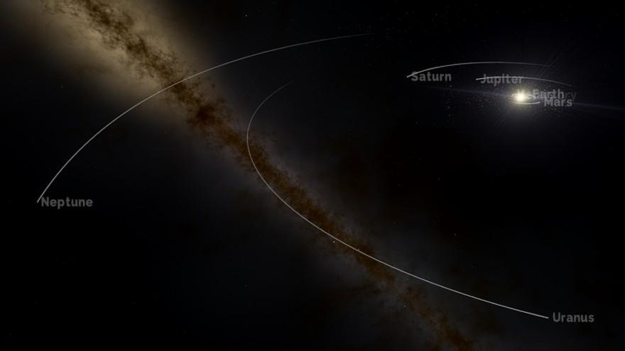 Космос: Виртуальная реальность Space Engine