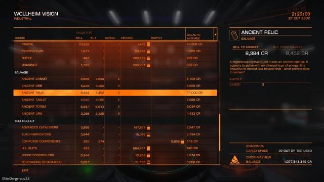 Elite: Dangerous: Охотники на инопланетян