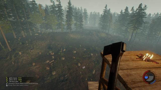 неММО: Здесь когда-то был лес