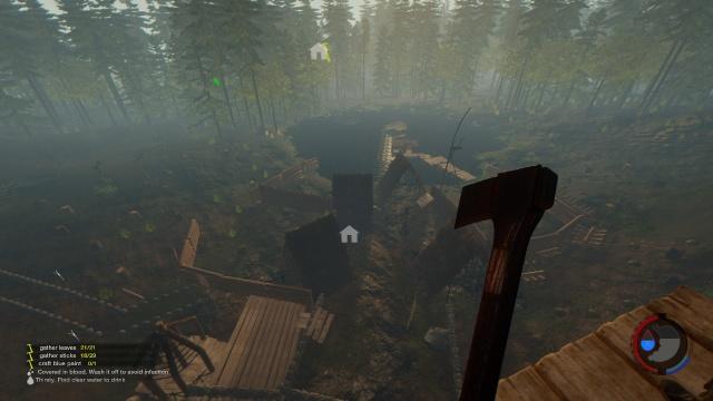 неММО: Поселение