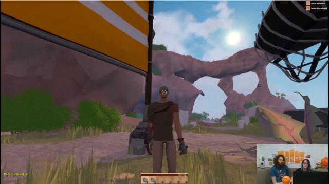 Worlds Adrift: Альфа. Новые возможности