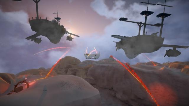 Worlds Adrift: Альфа 4.2. Игровой процесс