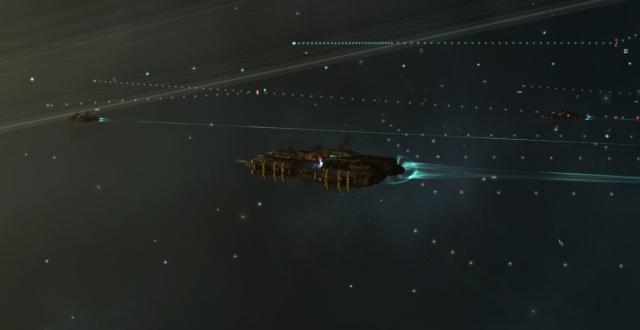 EVE Online: Рассказ о редизайне кораблей, или ничто в мире не стабильно.