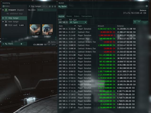 EVE Online: Когда померкли звезды.
