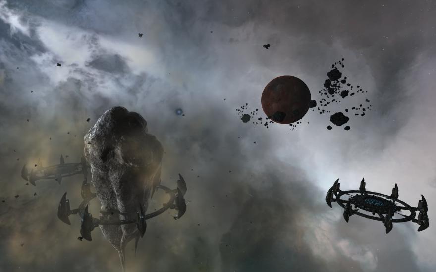 EVE Online: Полет в неизведанное.