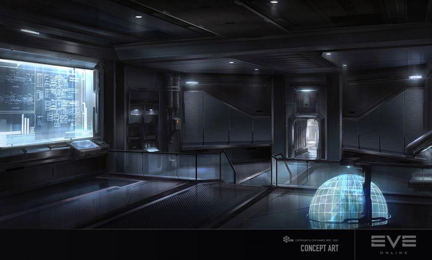 EVE Online: Хождение по станциям. Мысли.