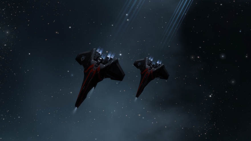 EVE Online: Полеты по забытым местам