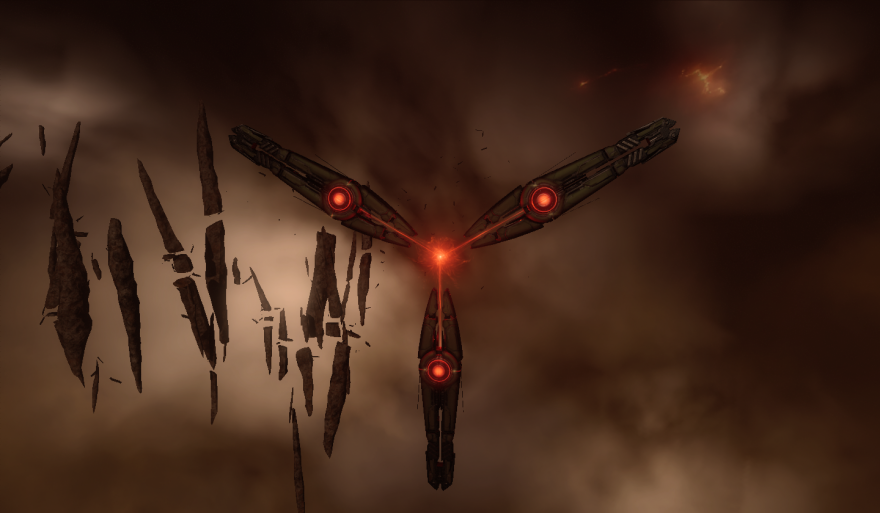 EVE Online: Mare incognitum astra #2