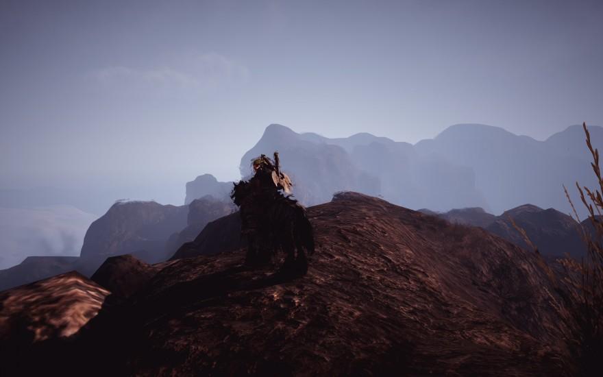 Black Desert: Лошадиные истории: Райдо.