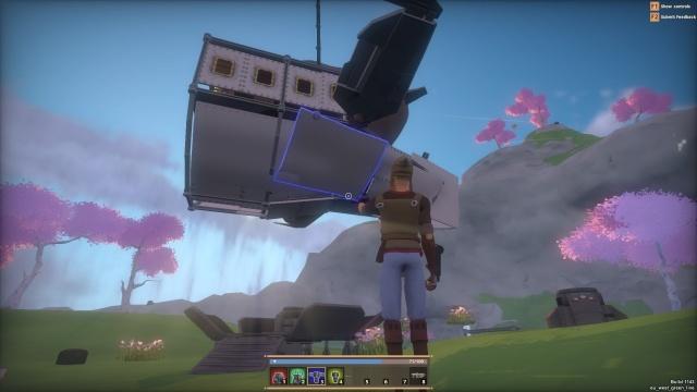 Worlds Adrift: Гарри Поттер и летающая коробка