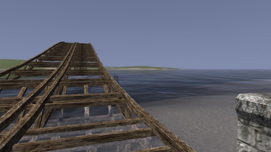 Wurm: Строительство моста