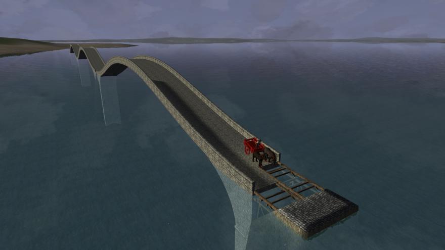Wurm: Участвую в строительстве моста