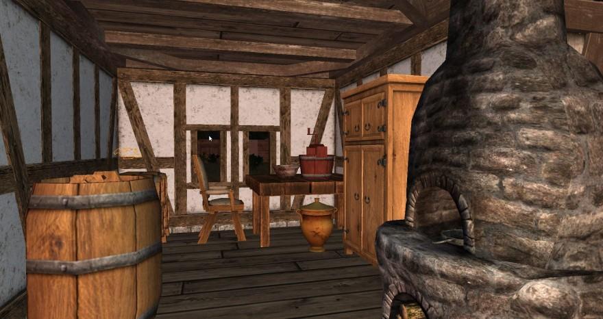Wurm: Обустройство уютного дома